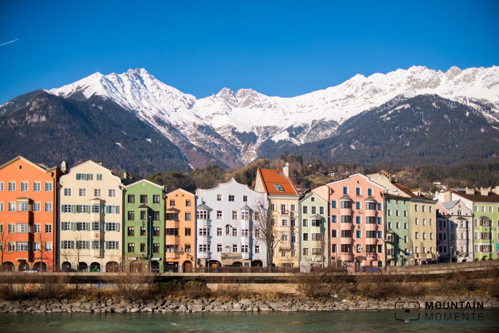 The Innsbrucker Paradeblick