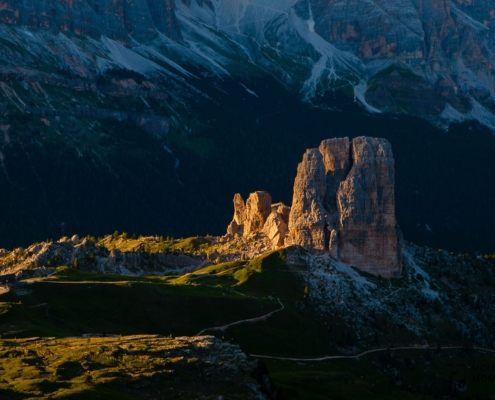 Cinque Torri Hike - Reach the Summit of Mount Nuvolau and Take Photos of Five Stone Towers