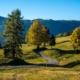 Long, Easy Hike - Backback Trough Alpe di Siusi, the Largest Alpine Meadow in Europe