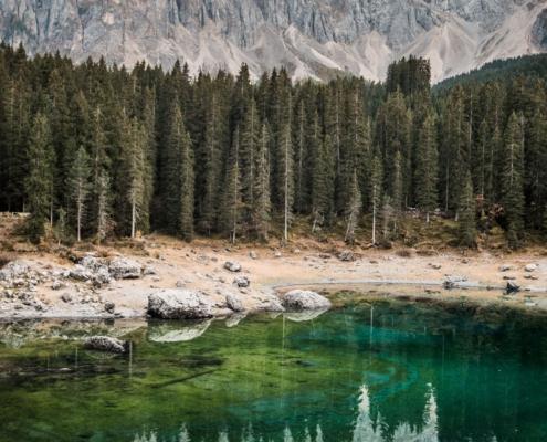 Alpine Photography Realized - Lago di Carezza Family-Friendly Hike