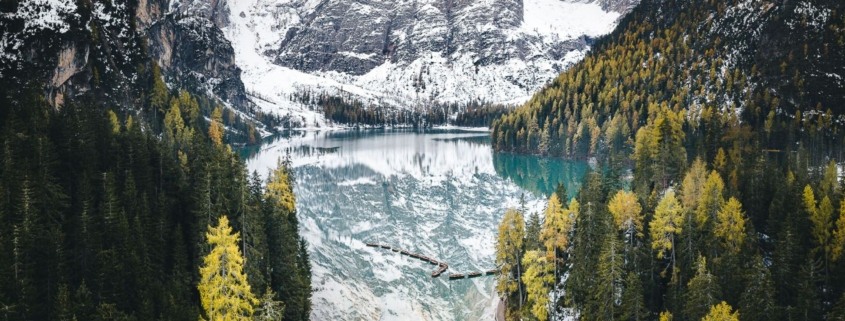 Is Braies the Most Beautiful Lake in Italy? Backpack Trough Puster Valley and Find Out