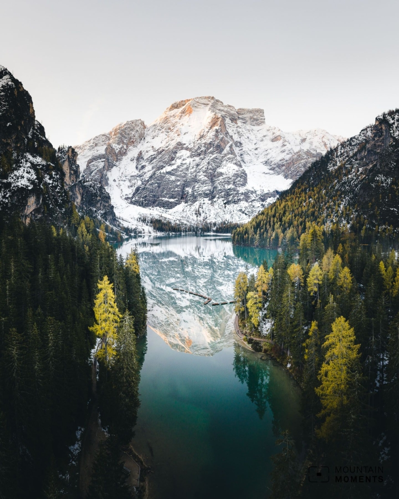 Those who still have time and desire can enjoy a little more peace and quiet in the Altpragser Valley around the Plätzwiese, let the atmosphere take effect and discover the contrasts between gentle alpine meadows and massive dolomite walls on a hike
