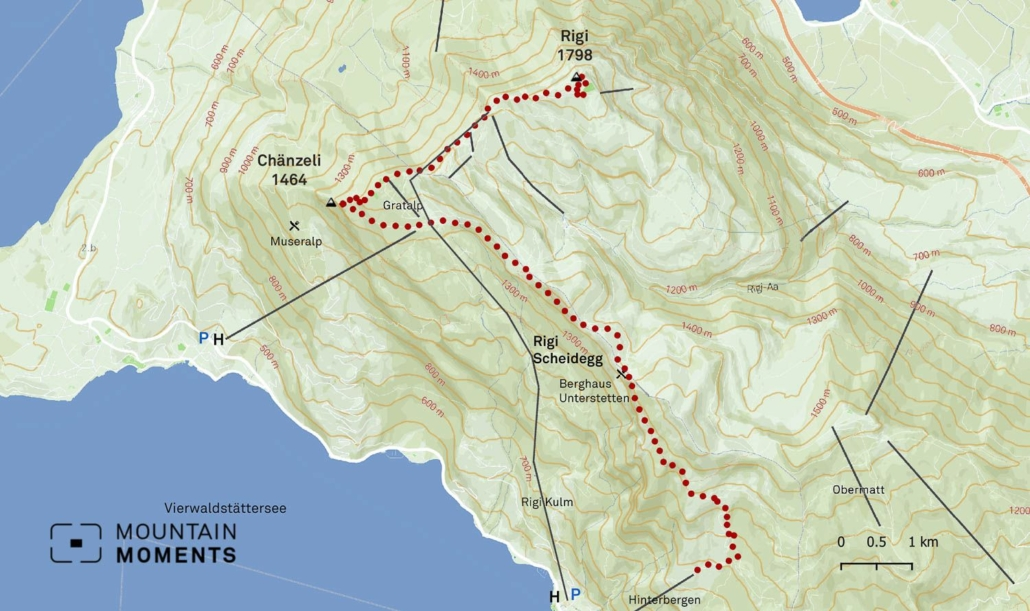 The 10.5-kilometer route is easy/medium difficulty-wise, and can be finished in under four hours.