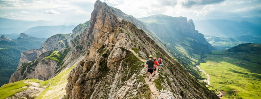 19km Sciliar Massif Hike - Ultra-Wide-Angle Lens for Ultra Photo Results
