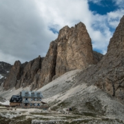 Photo Diversity on Sentiero Delle Scalette Hike - Canyons, Valleys, and a Lake!