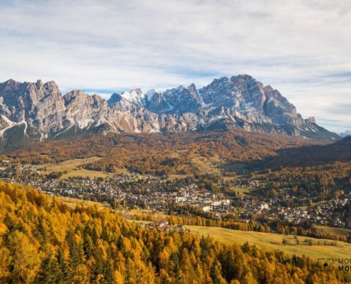 Via Ferrata Hike on the Dolomites - Take Impressive Wide-Angle Shots From Cristallino d'Ampezzo