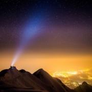 Dazzling Daybreak! Catch the Gorgeous Sunrise on Nockspitze Hike