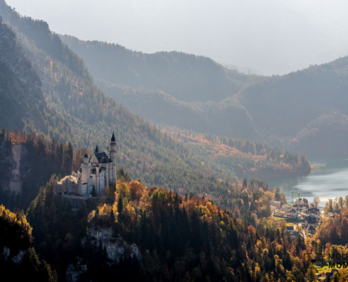 5 Photo Spots and Viewpoints at Neuschwanstein Castle - The Most Beautiful Places to Visit
