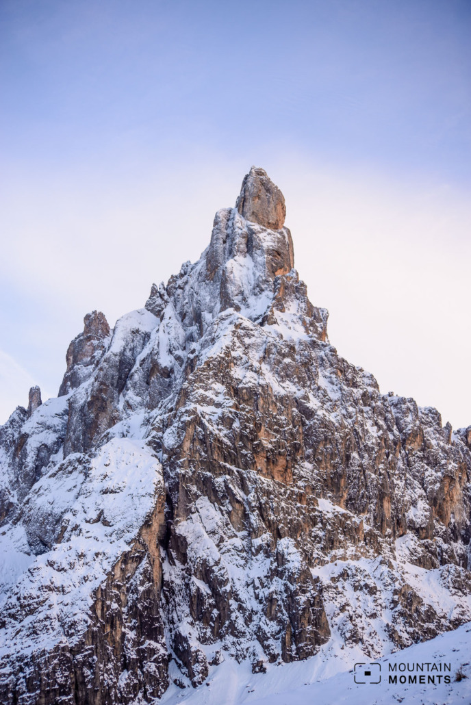 Segantini, Passo Rolle, San Martino, Cima Pala, Palagruppe