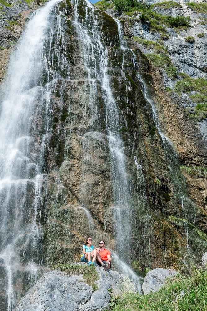 Photo spot Dalfazer Wasserfall, location: Achensee, photo Achensee Tourismus